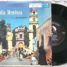 Discos de vinilo: AMALIA MENDOZA - TARIACURI. Lote 52915732