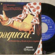 Discos de vinilo: LA PAQUERA. Lote 52915973
