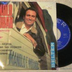 Discos de vinilo: MANOLO ESCOBAR - DE LA PELICULA JUICIO DE FALDAS. Lote 52916002