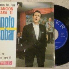 Discos de vinilo: MANOLO ESCOBAR - MI CANCION ES PARA TI. Lote 52916065