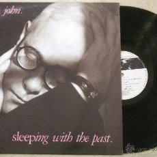 Discos de vinilo: ELTON JOHN - SLEEPING WITH THE PAST. Lote 52916514