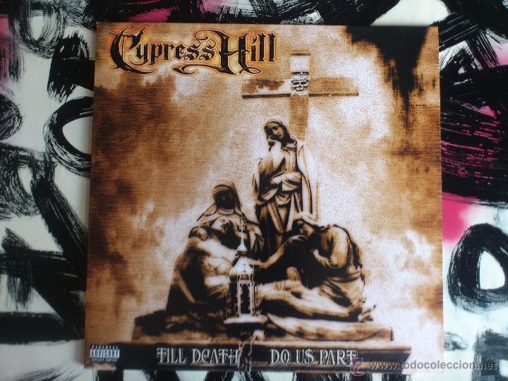 CYPRESS HILL - FILL DEATH DO US PART - DOBLE VINILO - LP - SONY - 2004 (Música - Discos - LP Vinilo - Rap / Hip Hop)
