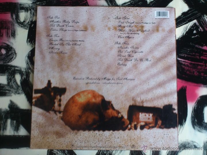 Discos de vinilo: CYPRESS HILL - FILL DEATH DO US PART - DOBLE VINILO - LP - SONY - 2004 - Foto 2 - 52918915