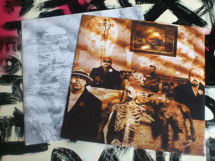 Discos de vinilo: CYPRESS HILL - FILL DEATH DO US PART - DOBLE VINILO - LP - SONY - 2004 - Foto 5 - 52918915