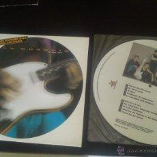 Discos de vinilo: LA GUARDIA - LP AL OTRO LADO PICUTRE DISC. Lote 52921697