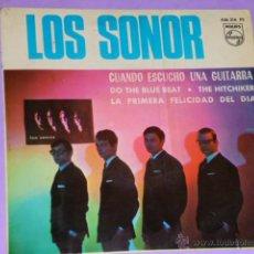 Disques de vinyle: LOS SONOR. PHILIPS 1965.. Lote 57270241