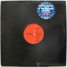 Discos de vinilo: RED HOT CHILI PEPPERS / HIGHER GROUND 92 !! RARO PROMOCIONAL 5 TEMAS 1ª EDIT. USA !! EXC !!. Lote 52936110