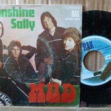 Discos de vinilo: MUD -MOONSHINE SALLY-BYE BYE JOHNNY-. Lote 52937016