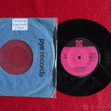 Discos de vinilo: THE KINKS - KWYET KINKS (4 CANCIONES) // EP // 1965 // INGLATERRA. Lote 52942296