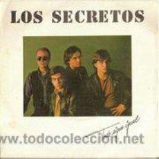 Discos de vinilo: LOS SECRETOS TODO SIGUE IGUAL. Lote 52945285