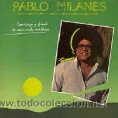 Discos de vinilo: PABLO MILANES. Lote 52945758