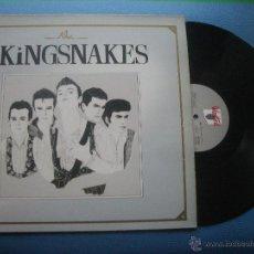 Discos de vinilo: THE KINGSNAKES THE KINGSNAKES LP FRANCIA 1988 PDELUXE. Lote 52946893