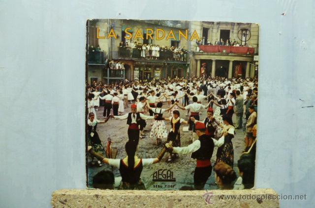 Discos de vinilo: LA SARDANA - Foto 2 - 52949442