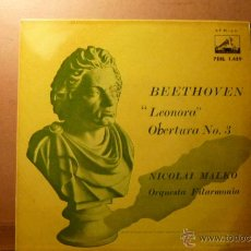 Discos de vinilo: BETHOVEN HERICA -EP.. Lote 52949535