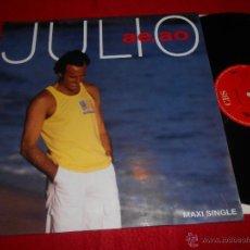 Discos de vinilo: JULIO IGLESIAS AE AO (EXTENDED)/AE AO (DUB)/EVERYTIME WE FALL IN LOVE 12 MX 1988 CBS EXCELENTE ESTAD. Lote 52951844