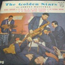 Discos de vinilo: THE GOLDEN STARS DE JOHNNY HALLYDAY-EP EDICION ORIG ESPAÑA. Lote 52955724