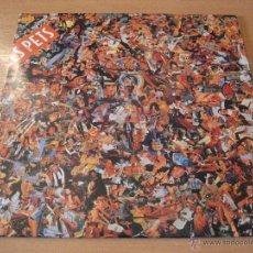 Discos de vinilo: ELS PETS - FRUITS SEX, LP,,CERVESA, NENES I ROCK´N´ROLL + 11 AÑO 1992. Lote 52961253