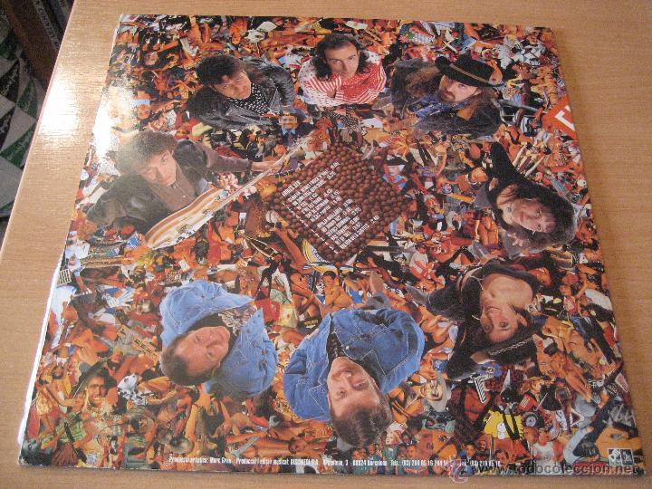 Discos de vinilo: ELS PETS - FRUITS SEX, LP,,CERVESA, NENES I ROCK´N´ROLL + 11 AÑO 1992 - Foto 2 - 52961253