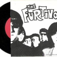Discos de vinilo: THE FURTIVOS. DR. EXTRAÑO (VINILO SINGLE 1988). Lote 52970222