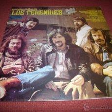 Discos de vinilo: LOS PEKENIKES GRANDES EXITOS LP. Lote 52972856