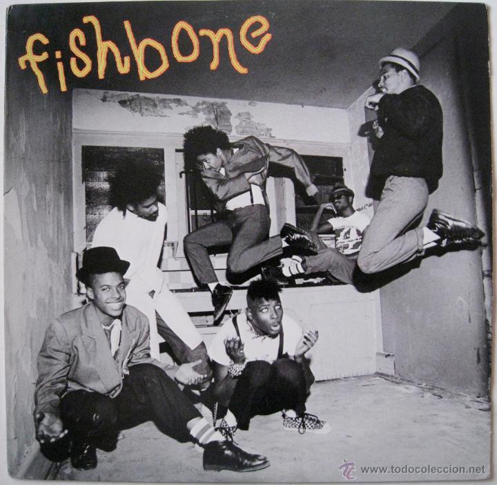 FISHBONE EP 12'' - UK 1985 (Música - Discos - LP Vinilo - Reggae - Ska)
