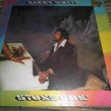 Discos de vinilo: BARRY WHITE - STONE GON´ LP - ORIGINAL ALEMAN - PHILIPS RECORDS 1973 - GATEFOLD COVER -. Lote 52975848