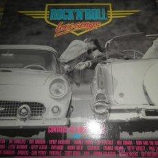 Discos de vinilo: ROCK N ROLL LOVE SONGS DOBLE LP - EDICION INGLESA - DINO RECORDS 1990 - GATEFOLD MUY NUEVO(5). Lote 52977645