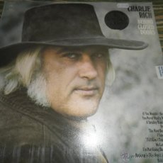 Discos de vinilo: CHARLIE RICH - BEHIND CLOSED DOORS LP - ORIGINAL INGLES - EPIC RECORDS 1973 (YELLOW LABEL).. Lote 52978347