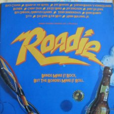 Discos de vinil: LP - ROADIE - VARIOS (DOBLE DISCO, SPAIN, WB RECORDS 1980). Lote 52985754