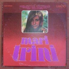 Discos de vinilo: MARI TRINI.-LP.RCA-CARIÑO ( DBL1-5125 ).AÑO 1973.MADE IN U.S.A.. Lote 52996646