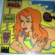 Discos de vinilo: THE PHANTOM SURFERS / ROOFDOGS* – HELL BEACH PARTY! EP DEMOLITION RECORDS. Lote 53005744