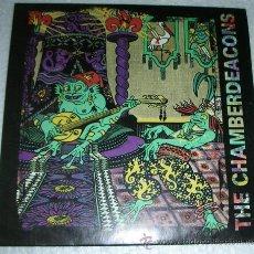 Discos de vinilo: THE CHAMBERDEACONS - GOTTA GET AWAY + 3 - EP GARAGE ROCK ALEMAN. Lote 53005767