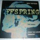Discos de vinilo: OFFSPRING - SELF STEEM - EP MUNSTER RECORDS 1994 - PORTADA DOBLE. Lote 53005859