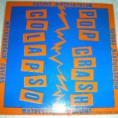 Discos de vinilo: POP CRASH COLAPSO - MOTHERFUCKIN' COVERS - EP 1993. Lote 53006023