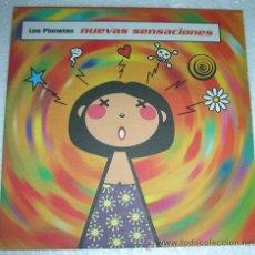 Discos de vinilo: LOS PLANETAS - NUEVAS SENSACIONES EP - EDICION ORIGINAL 1995. Lote 53006038