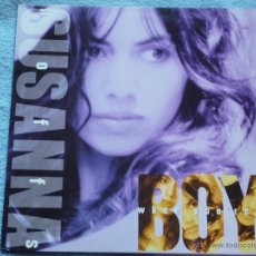 Discos de vinilo: SUSANNA HOFFS,WHEN YOU´RE A BOY EDICION ESPAÑOLA DEL 91. Lote 133651479
