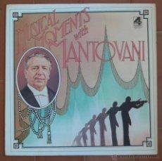 Discos de vinilo: MANTOVANI.LP LONDON ( APS 907 ).AÑO 1974.MADE IN U.S.A.. Lote 53012400