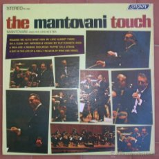 Discos de vinilo: THE MANTOVANI TOUCH.LP LONDON ( PS 526 ).MADE IN U.S.A.. Lote 53012773