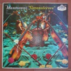 Discos de vinilo: MANTOVANI.-GREENSLEEVES.LP LONDON ( LL 570 ).MADE IN U.S.A.. Lote 53012795