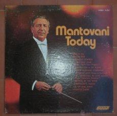 Discos de vinilo: MANTOVANI.-TODAY.LP LONDON ( PS 572 ).MADE IN U.S.A.. Lote 53012822