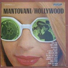 Discos de vinilo: MANTOVANI.-HOLLYWOOD.LP LONDON ( PS 516 ).MADE IN U.S.A.. Lote 53012861
