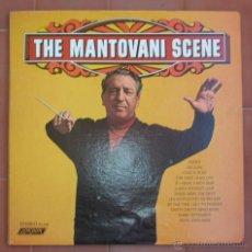 Discos de vinilo: THE MANTOVANI SCENE.LP LONDON ( PS 548 ).MADE IN U.S.A.. Lote 53012880
