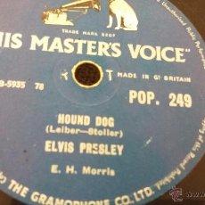 Discos de vinilo: DISCO DE PIZARRA ELVIS PRESLEY. Lote 53019900
