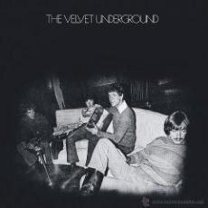 Discos de vinilo: LP THE VELVET UNDERGROUND VINILO 180G +MP3 DOWNLOAD LOU REED. Lote 99950751