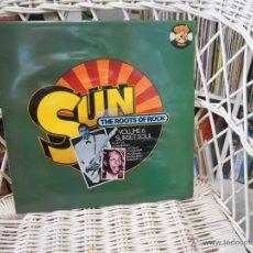 Discos de vinilo: VARIOUS– SUN: THE ROOTS OF ROCK: VOLUME 6: SUNSET SOUL.LP EDICION UK 1976.SELLO CHARLY. Lote 53026083
