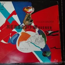 Discos de vinilo: XERARDO MOSCOSO - ACCION GALEGA 1977 LP EMI GALIZA GALICIA . Lote 53030278