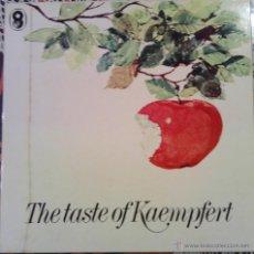Discos de vinilo: BERT KAEMPFERT - THE TASTE OF KAEMPFERT - EMI 70'S 6 LPS. Lote 53033241