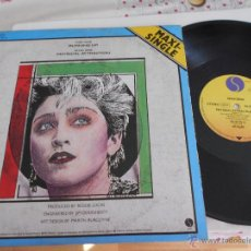 Discos de vinilo: MADONNA- MAXI BURNING UP -GERMANY. Lote 53037241