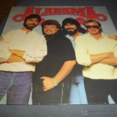 Discos de vinilo: ALABAMA --- THE TOUCH. Lote 53046975
