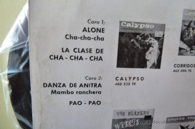 Discos de vinilo: CHA,CHA,CHA,EN HI-FI NORMAN MAINE Y SU ORQUESTA- - Foto 2 - 53055884